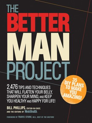cover image of The Better Man Project