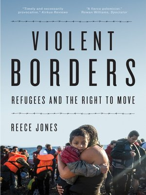 cover image of Violent Borders