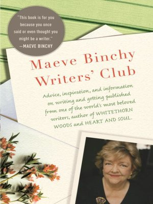 cover image of The Maeve Binchy Writers' Club