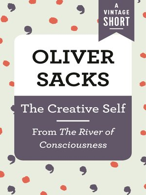 cover image of The Creative Self