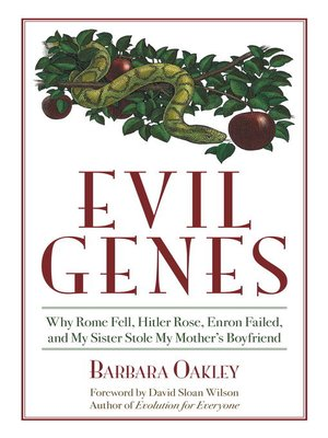 cover image of Evil Genes