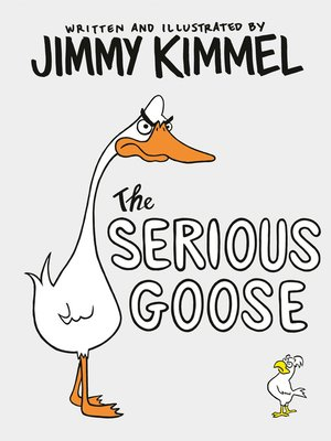 cover image of The Serious Goose