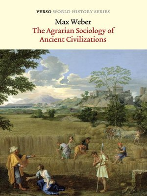 cover image of The Agrarian Sociology of Ancient Civilizations