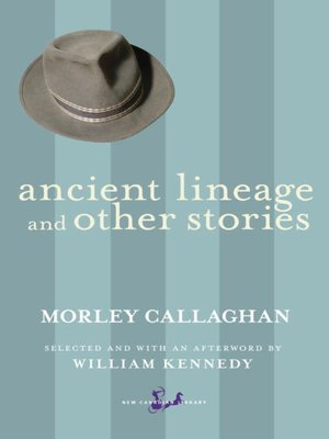 cover image of Ancient Lineage and Other Stories