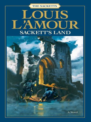 cover image of Sackett's Land
