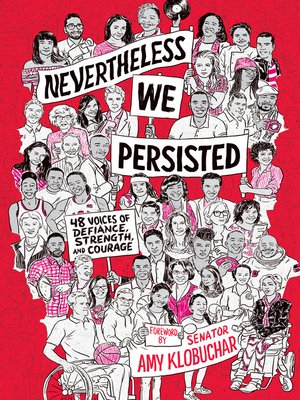 cover image of Nevertheless, We Persisted