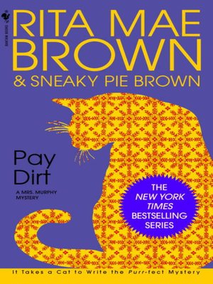 cover image of Pay Dirt