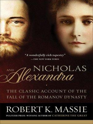 cover image of Nicholas and Alexandra