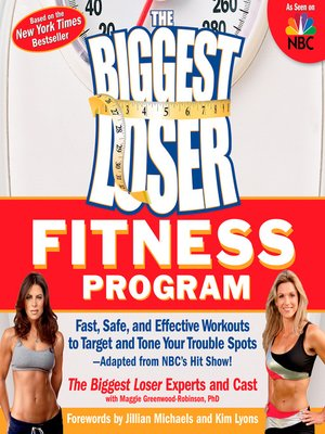 Sample biggest loser diet.