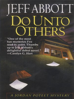cover image of Do Unto Others