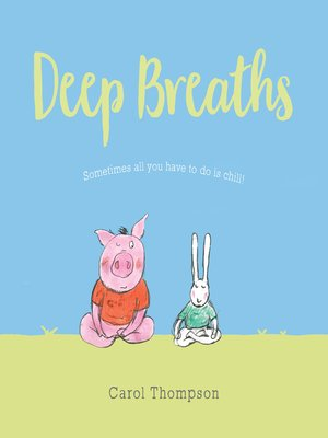 cover image of Deep Breaths
