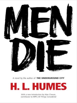 cover image of Men Die