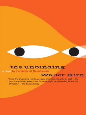 cover image of The Unbinding