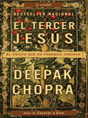 cover image of El tercer Jesús
