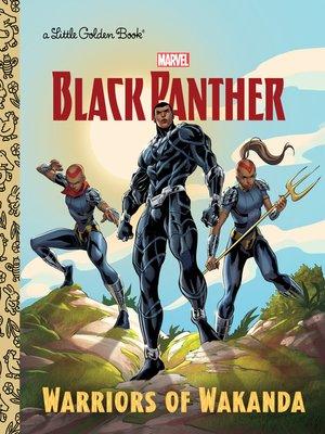 cover image of Warriors of Wakanda (Marvel
