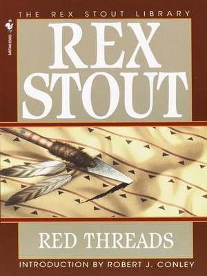 cover image of Red Threads