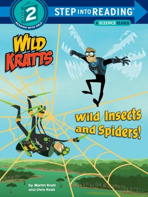 cover image of Wild Insects and Spiders!