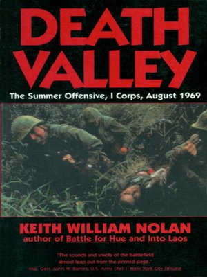 cover image of Death Valley