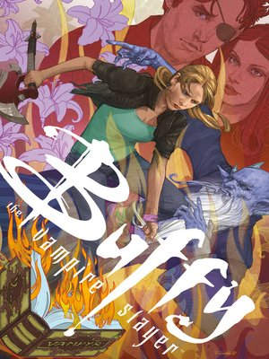 cover image of Buffy Season 10 Library Edition Volume 3