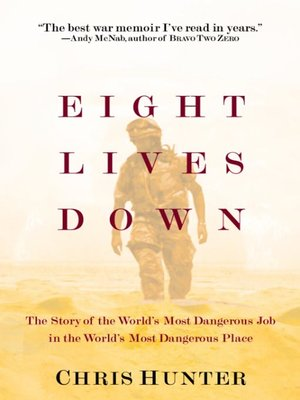 cover image of Eight Lives Down