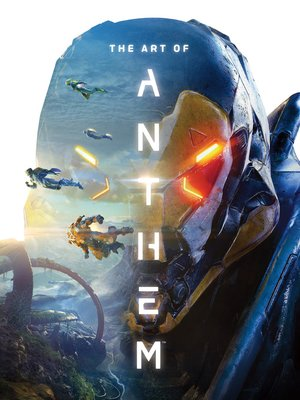 cover image of The Art of Anthem