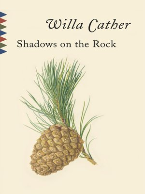 cover image of Shadows on the Rock