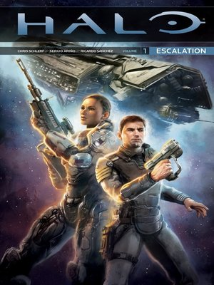 cover image of Halo: Escalation (2013), Volume 1