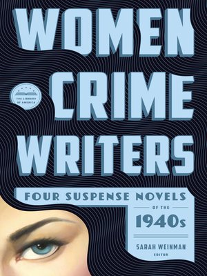 cover image of Women Crime Writers