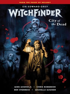 cover image of Witchfinder (2009), Volume 4