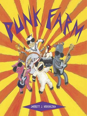 cover image of Punk Farm