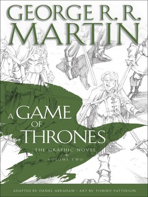 cover image of A Game of Thrones: The Graphic Novel, Volume 2