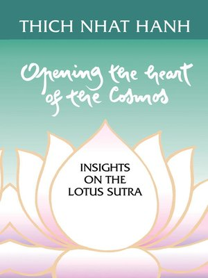cover image of Opening the Heart of the Cosmos