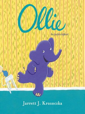 cover image of Ollie the Purple Elephant
