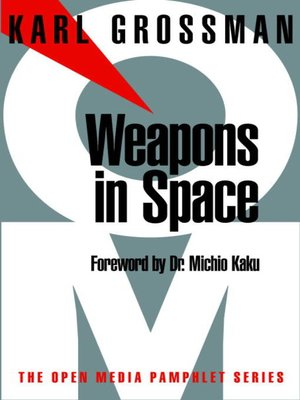 cover image of Weapons in Space