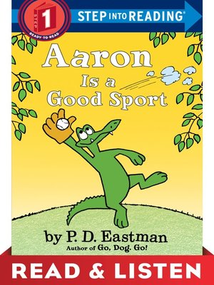 cover image of Aaron Is a Good Sport