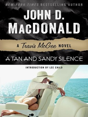 cover image of A Tan and Sandy Silence
