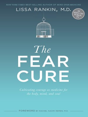 cover image of The Fear Cure
