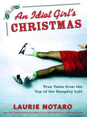 cover image of An Idiot Girl's Christmas