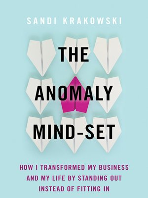 cover image of The Anomaly Mind-Set