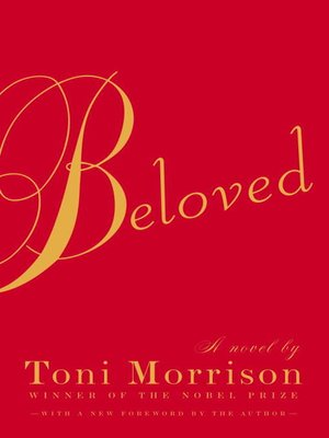 cover image of Beloved