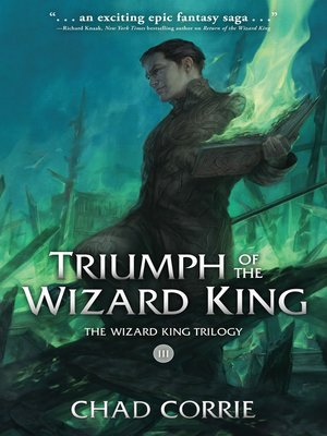 cover image of Triumph of the Wizard King