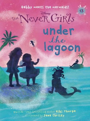 cover image of Under the Lagoon