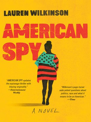 cover image of American Spy