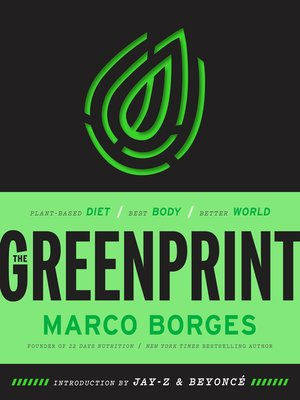 cover image of The Greenprint