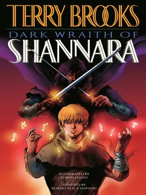 cover image of Dark Wraith of Shannara