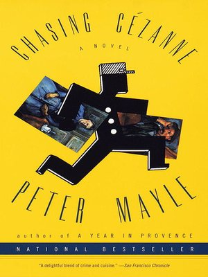 cover image of Chasing Cezanne
