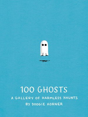 cover image of 100 Ghosts