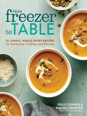cover image of From Freezer to Table