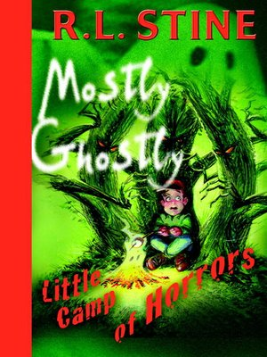 cover image of Little Camp of Horrors