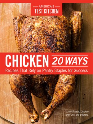 cover image of Chicken 20 Ways
